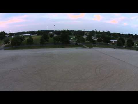 Bishop Stadium Cico park