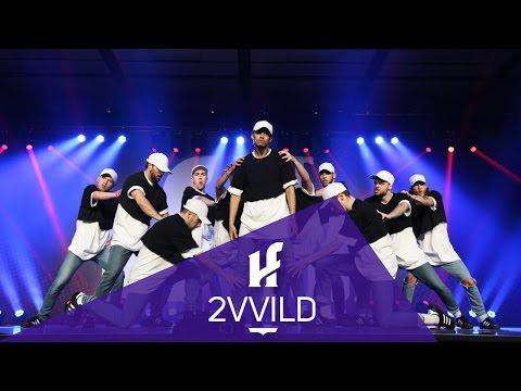 2VVILD   2nd Place - Showcase   Hit The Floor Lévis #HTF2016