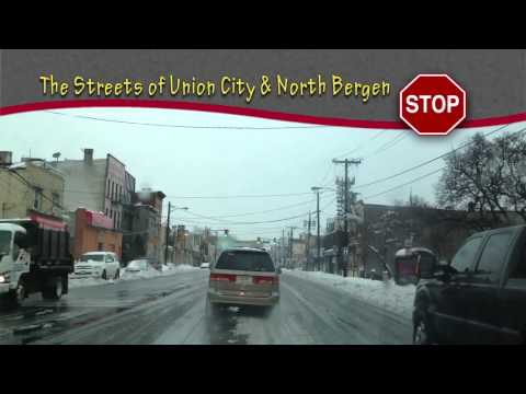 Aftermath - the streets of Union City & North Bergen, NJ