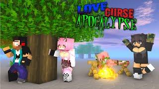 Monster School: LOVE CURSE APOCALYPSE (GOODBYE HEROBRINE 😭😭)