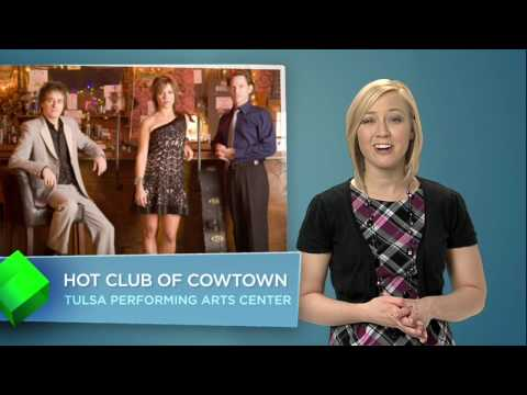 Live Music, Bull Riding this Weekend in Tulsa