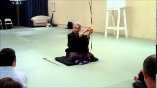 Intro to Kyudo: Japanese Archery Workshop at Castle Rock AIKIDO