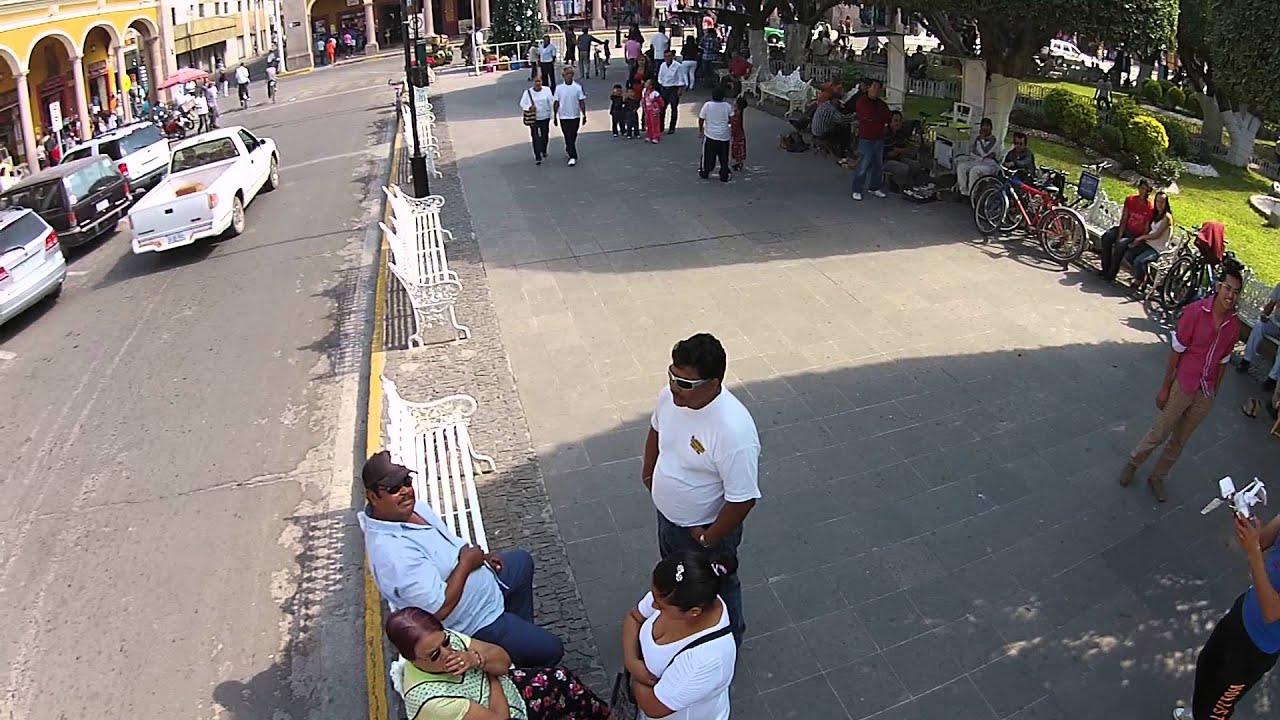 Jardin cortazar gto mexico dji phantom to vision youtube for 7 jardines guanajuato