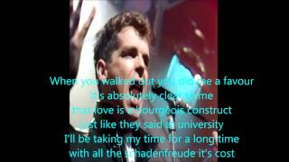 Pet Shop Boys - Love Is A Bourgeois Construct - TEXT
