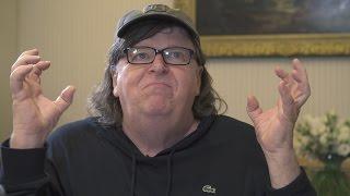 Owen Jones meets Michael Moore |