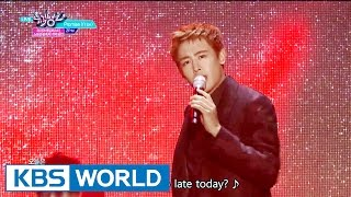2pm promise i ll be music bank 2016 09 30