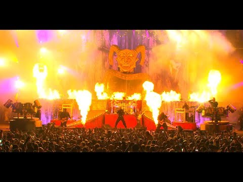 "Slipknot tease ""Vermilion"" from Knotfest Mexico DVD - Cannabis Corpse, Chronic Breed!"