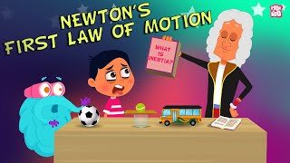 What Is Newton's Fiŗst Law Of Motion? The Dr.Binocs Show|Best Learning Videos For Kids|Peekaboo Kidz