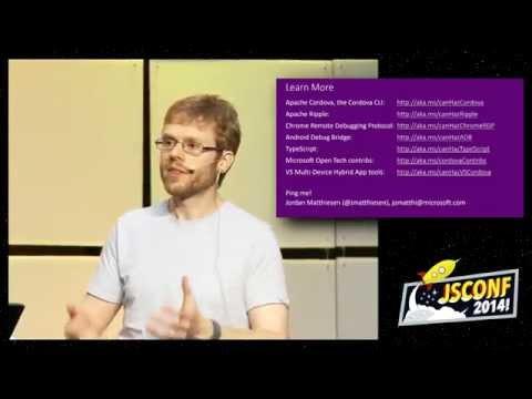 Jordan Matthiesen: Modern mobile app tool-chains [JSConf2014]