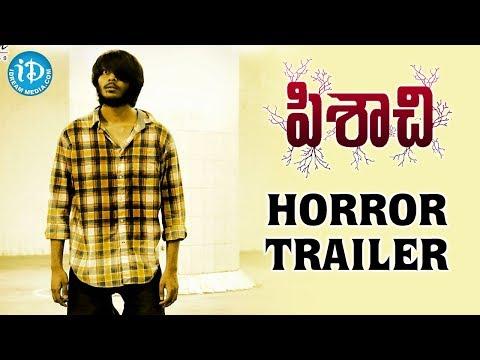 Pisachi Telugu Horror Movie Trailer - Naga | Prayaga Martin | Radharavi