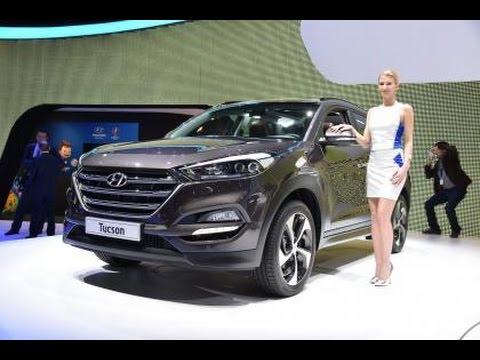 new cars promoted 2016 hyundai tuscon 2 0 crdi auto show youtube. Black Bedroom Furniture Sets. Home Design Ideas