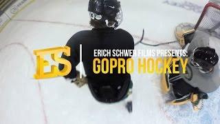 GoPro Hockey | Part 2 | Gutterson Field House | HD thumbnail