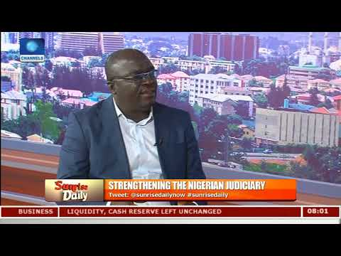 """Civil Service, Bedrock Of Corruption"" Diala On Reinvigorating Corruption Fight Pt.1 
