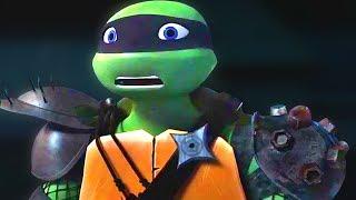 Teenage Mutant Ninja Turtles Legends - Part 194 - Miss you HD 1080P