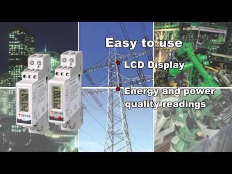 Carlo Gavazzi EM10 and EM11 Energy Analyzers
