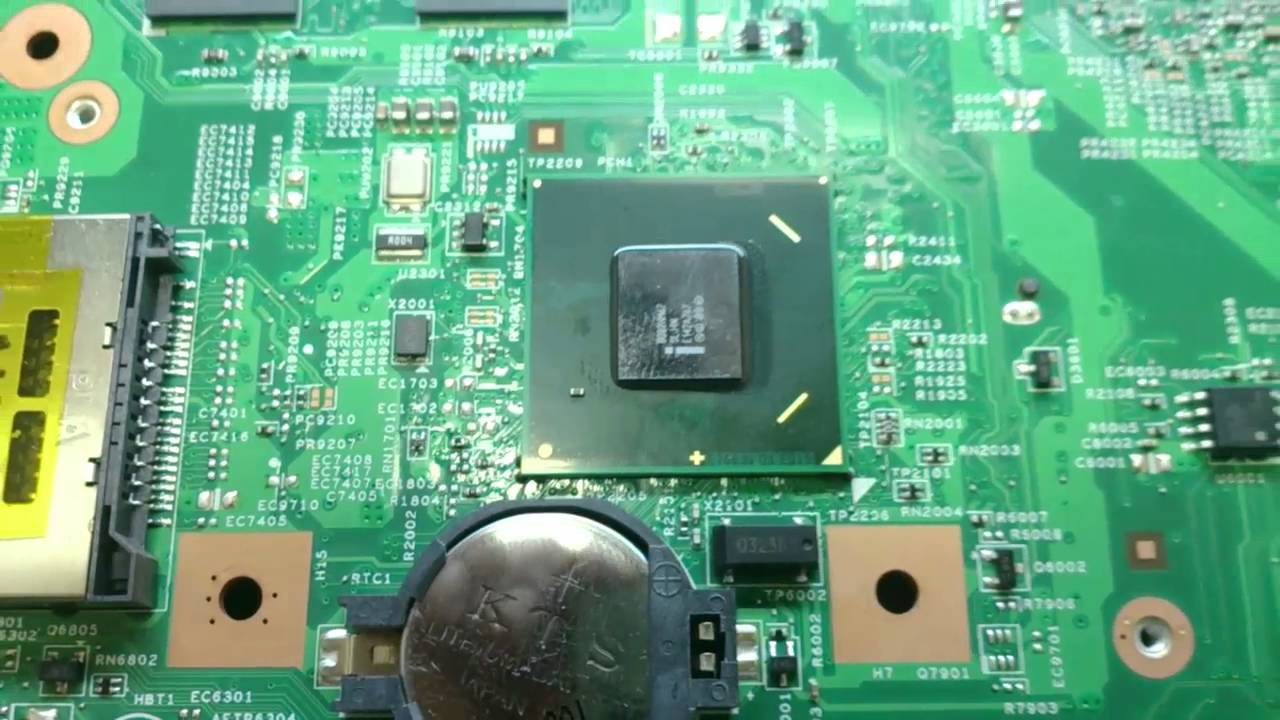 DELL Inspiron N5110 UMA Enable