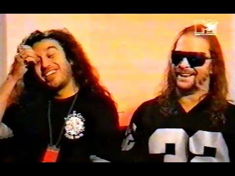 "Slayer - Documentary 1991 ""A Decade Of Aggression"" (TV)"