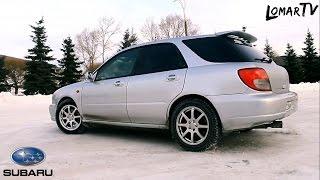 Тест драйв Subaru Impreza(LomarTV)