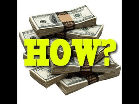 How to be a millionaire trading FOREX !