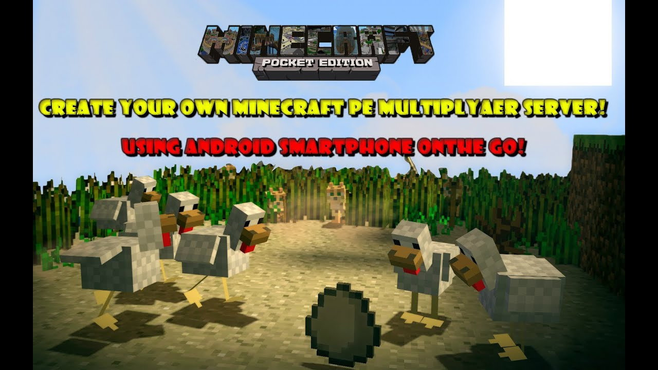 how to get multiplayer on minecraft pe ipad
