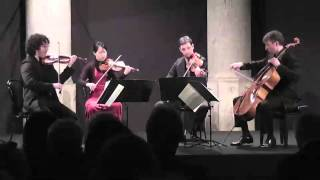 quatuor Ellipse: Schubert la jeune fille et la mort,Final
