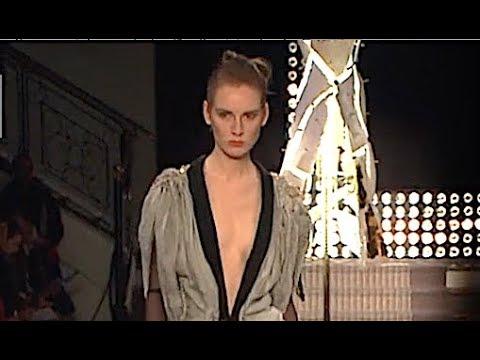 GUSTAVO LINS Spring Summer 2013 Paris Haute Couture - Fashion Channel