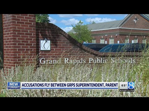 GRPS superintendent threatens to sue parent for defamation