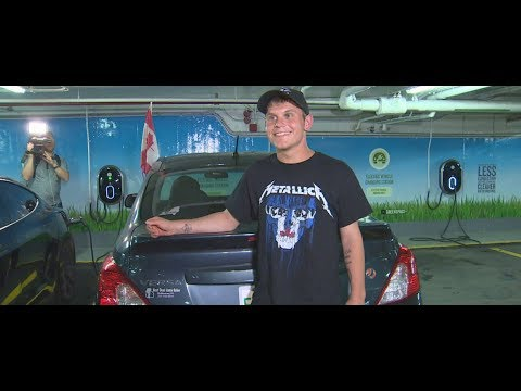 New York teen reunited with mis-parked car in Toronto