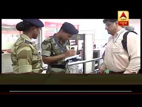 Download CISF men learn behavioral training at  Mumbai airport