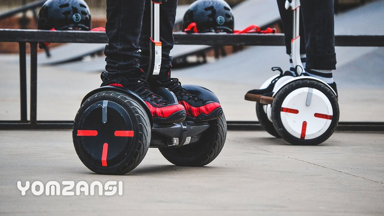 Segway Ninebot Mini Pro is the coolest hoverboard & it's easy to