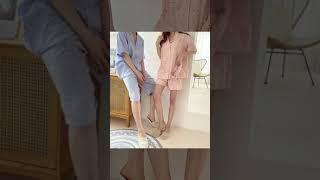 데일리 & 여행룩, 호캉스룩, 이쁜 여름잠옷세트…