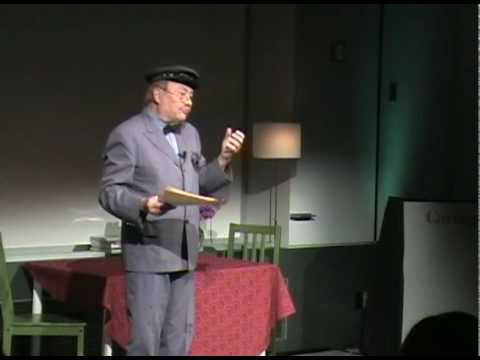 TEDxUniPittsburgh  David Newell  Mr. McFeely of Mister Rogers' Neighborhood