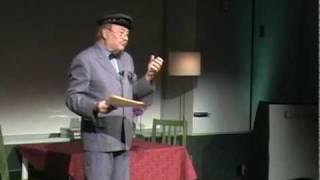 TEDxUniPittsburgh - David Newell - Mr. McFeely of Mister Rogers