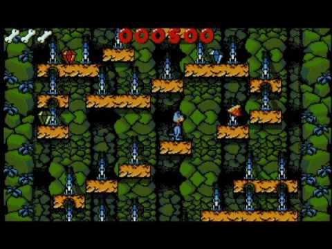 Huckleberry Hound In Hollywood Capers - Amiga A600