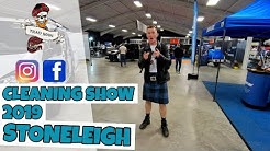 Window Cleaning Show 2019 - Cleaning Expo Stoneleigh