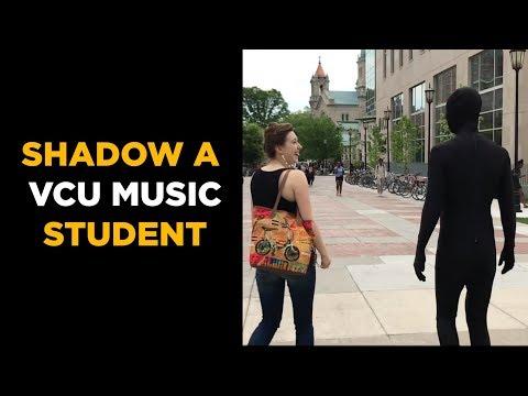 Shadow a VCU Music Student