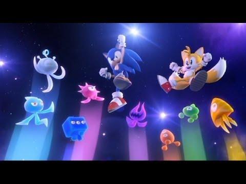 Sonic Colors - All Cutscenes [1080p]