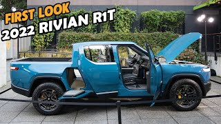 2021 Rivian R1T Pickup - ALL YOU NEED TO KNOW (Exterior, Interior, Specs, Price)