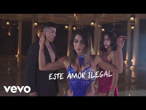 María León - Amor Ilegal (Lyric Video) Ft. Morenito De Fuego