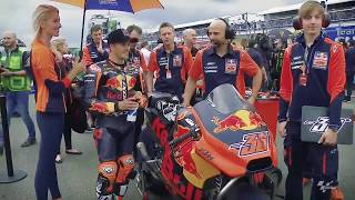 2017 #GermanGP - KTM in action