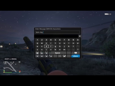 Il-Comex-II's Live PS4 Broadcast playing gta online part 13 grinding for cash