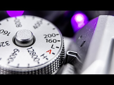 Fujifilm Extended ISO