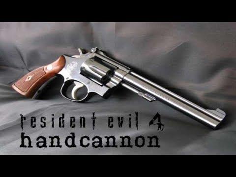 Resident Evil 4 Extreme Condition Solo Handcannon Dificultad Profesional