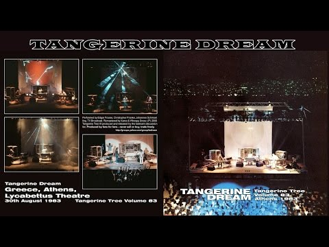 Tangerine Dream - Athens 1983