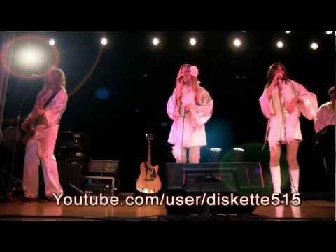 """Almost AHBA  """"Dancing Queen"""", Village Royale on the Green, Boynton Beach, FL 2-16-2012"""