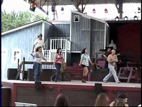 Wild At Heart - Gloriana cover Six Flags Fiesta TX...