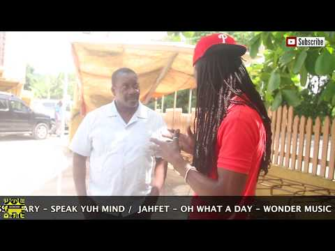 JAMAICA MINISTER OF SECURITY BOBBY MONTAGUE SPEAKS ABOUT DEVELOPMENT OF ST. MARY