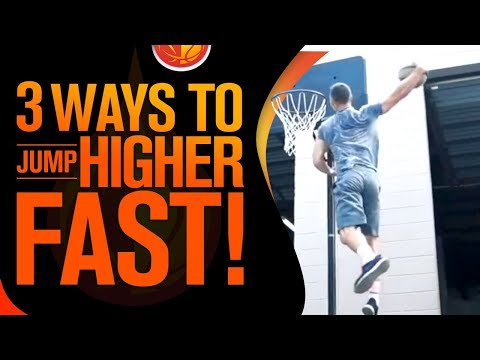 3 Exercises That Make You Jump Higher FAST