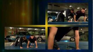 Maine State Police Physical Assessment Test