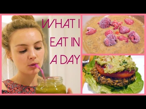 2. What I Eat In A Day   Niomi Smart
